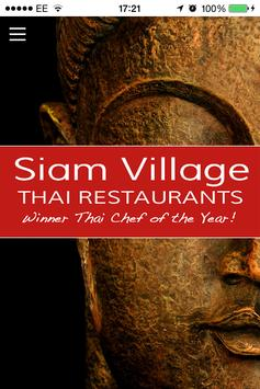 Siam Village Thai Restaurants apk screenshot