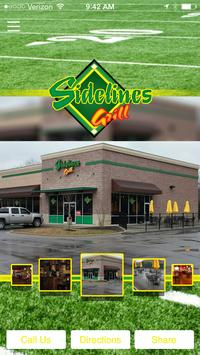 Sidelines Grill poster