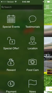 Sidelines Grill screenshot 1