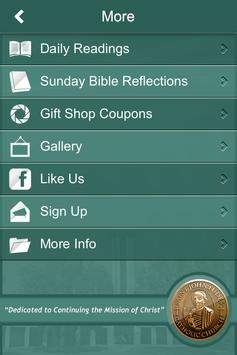 St. John Eudes Catholic Church apk screenshot