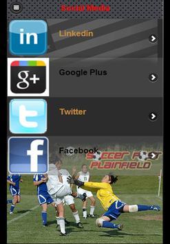 Soccer Post Plainfield apk screenshot