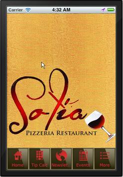 Sofia Restaurant poster