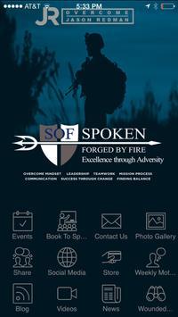 Sof Spoken poster
