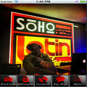 Soho Lounge and Grill icon