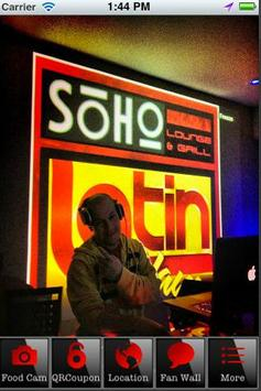 Soho Lounge and Grill poster