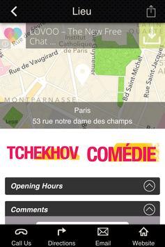 Tchekhov Comédie apk screenshot