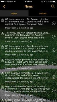 Fitch Falcons Athletics apk screenshot