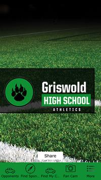 Griswold Wolverines Athletics poster