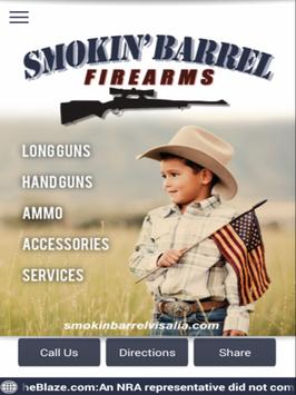 Smokin Barrel Firearms apk screenshot