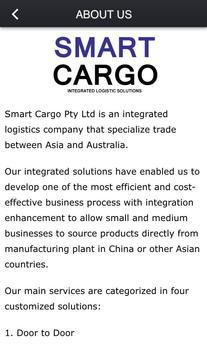 Smart Cargo - Custom Clearance apk screenshot
