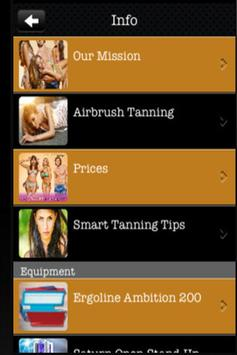 Smart Xposure Tanning screenshot 8