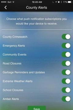 Ponoka County Mobile App 1.0.4 screenshot 3
