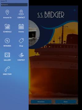 SS Badger Ferry Service screenshot 6