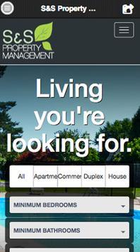 S&S Property Management apk screenshot