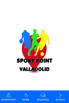 Sport Point Valladolid poster