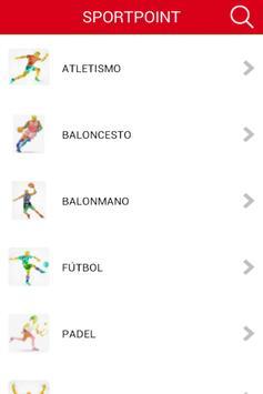 Sport Point Valladolid screenshot 2