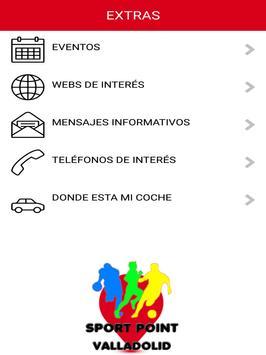 Sport Point Valladolid screenshot 6