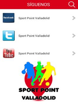 Sport Point Valladolid screenshot 9
