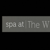 Spa at The W icon