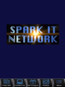 Spark It Network apk screenshot