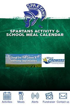 Spartans411 poster