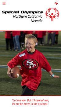 Special Olympics Northern CA apk screenshot