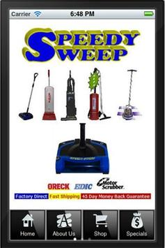 Speedy Sweep poster