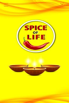 Spice of Life poster