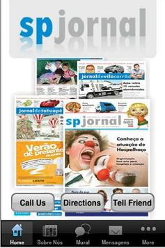 SP Jornal poster