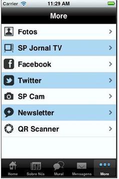 SP Jornal apk screenshot