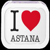 I Love Astana icon
