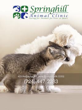 Springhill Animal Clinic screenshot 3