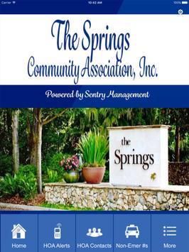 Springs Community Assn screenshot 4