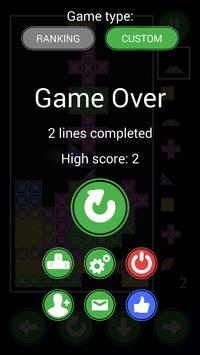 Slantris Game apk screenshot