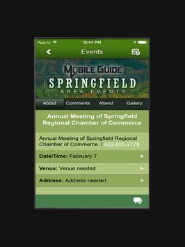 Springfield - The Mobile Guide apk screenshot