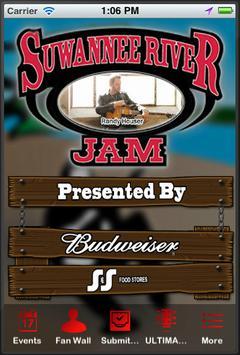 Suwannee River Jam poster