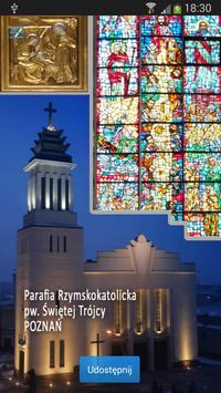 Parafia Świętej Trójcy poster