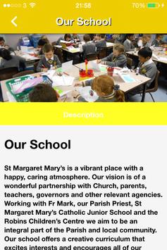 St Margaret Mary's School screenshot 3