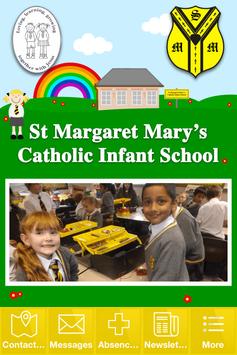 St Margaret Mary's School poster