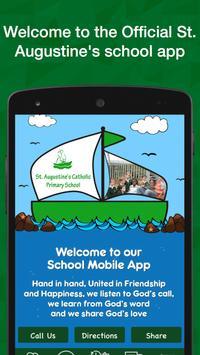 St. Augustine's C. P. School poster