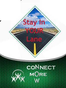 Stay In Your Lane apk screenshot