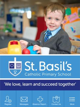 St Basil's Primary School screenshot 2