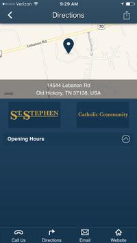 St. Stephen - Old Hickory, TN apk screenshot