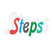 Steps Academia icon