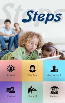 Steps Academia apk screenshot