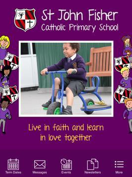 St John Fisher Primary apk screenshot