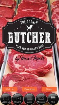 The Corner Butcher poster