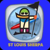 St Louis City Sherpa App icon