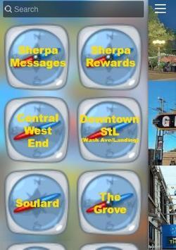 St Louis City Sherpa App screenshot 1