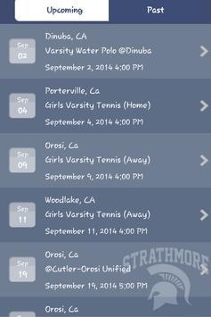 Strathmore High School screenshot 12